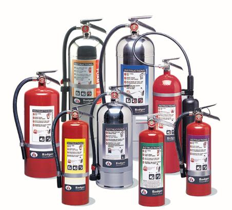 Bubba's Fire Extinguisher Annual Service